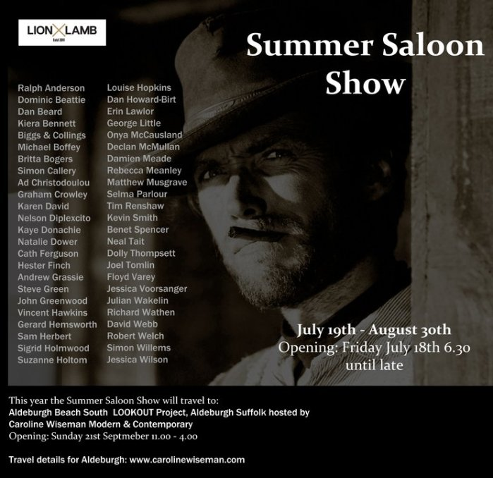 summer saloon 2014